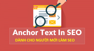 Anchor text seo