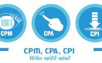 CPA, CPC, CPM, CPS và CPI